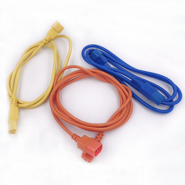 C13 C14 Computer Power cords Support Customization