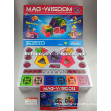Безопасный пластик для детей магнитные панели DIY игрушка KB-1004MP