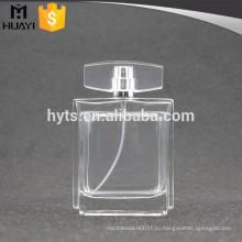 100 мл прозрачный пустой стекло флакон духов