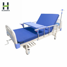 Hospital Furniture  Single function Manual Hospital Patient Bed
