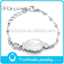 bracelet chaîne chapelet bijoux religieux vierge Mary pendentif bracelet