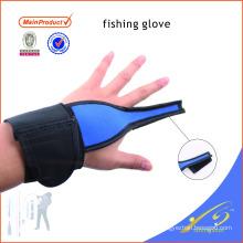 FG001 cheap fishing tackle neoprene one finger fishing glove