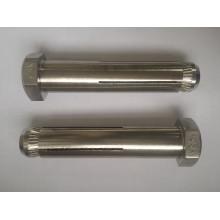 316 en acier inoxydable M12 Ancre Bolt Boxbolt Connection pour la façade en verre