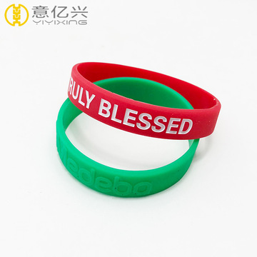Kustom Wrist Band Sports Festival Silicon Wristband