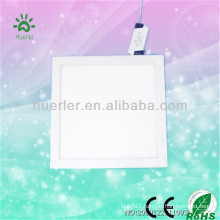 huerler manufacturing direction main product 4w/6w/9w/12w/15w/18w round/square shape led panel lights ceiling down light