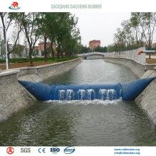 Doppelschicht-Luft u. Wasser, die aufblasbaren Kofferdam für Bewässerung füllen