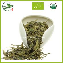 Neuer Frühling organischer langer Jing-gesunder grüner Tee