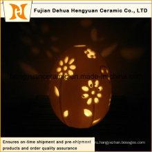 Яйцо с цветочными полыми свечами Контейнеры оптом