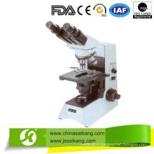 Binocular Biological Microscope (CE/FDA/ISO)