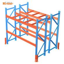 Estante de plataforma de almacenamiento de almacén resistente en shandong