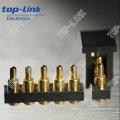 Разъем батареи Pogo Pin с 5-контактным разъемом, SMT, с пружиной
