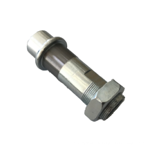 Wholesale motorcycle axle sleeve and nut SUPRA