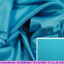 100 Polyester Satin für Bekleidungsfutter Großhandel billig Polyester Satin Stoff