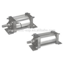 Cilindro estándar neumático de acción doble CS1series