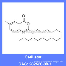 High purity 99%min Cetilistat API /Slimming&Weight-Loss Drug 282526-98-1 (Made in Guangzhou)