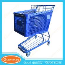 beautiful and useful unfolding plastic shopping trolleys