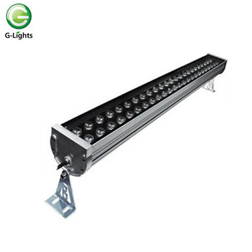 Luz de la arandela de la pared de 72watt DMX LED