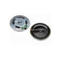 FBF36-5TLB 8ohm 1w earphone black mylar waterproof speaker