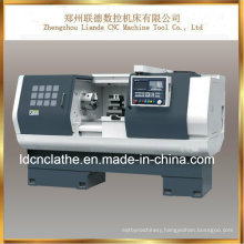 Low Price Promotional Precision CNC Lathe for Machining Metal