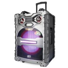 amplificateur audio woofer haut-parleur extérieur avec micro sans fil