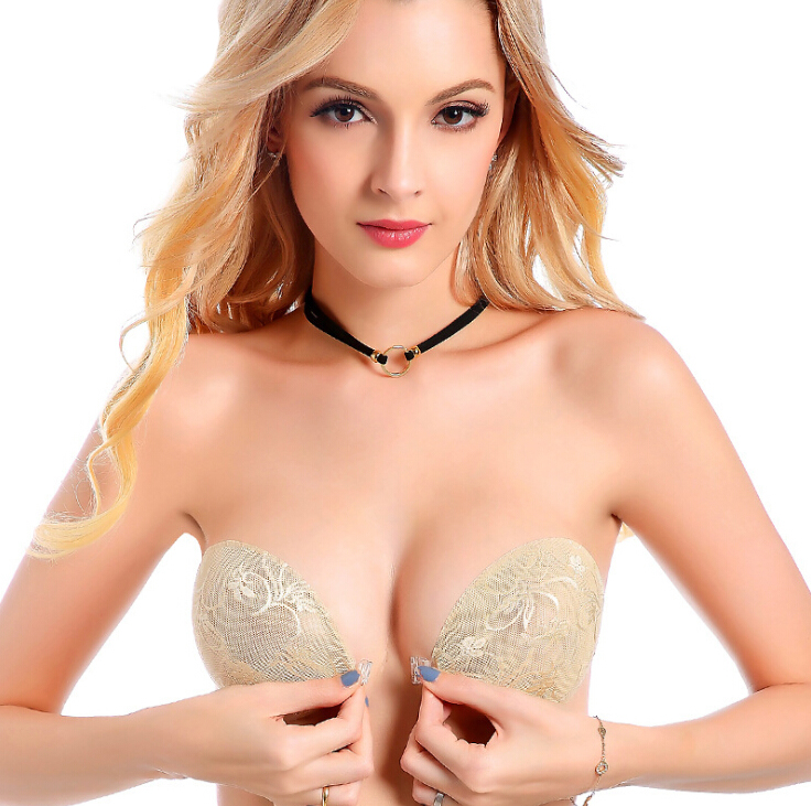 New Style Silicone Push Up Bra Buy Online