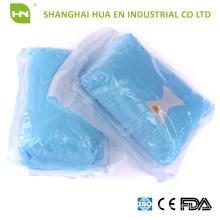 Esponjas abdominales promocionales de gasa lavada estériles o no estériles fabricadas en China