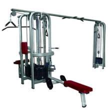 Multi-Station-kommerzielle Gymnastik-Ausrüstung des Dschungel-5