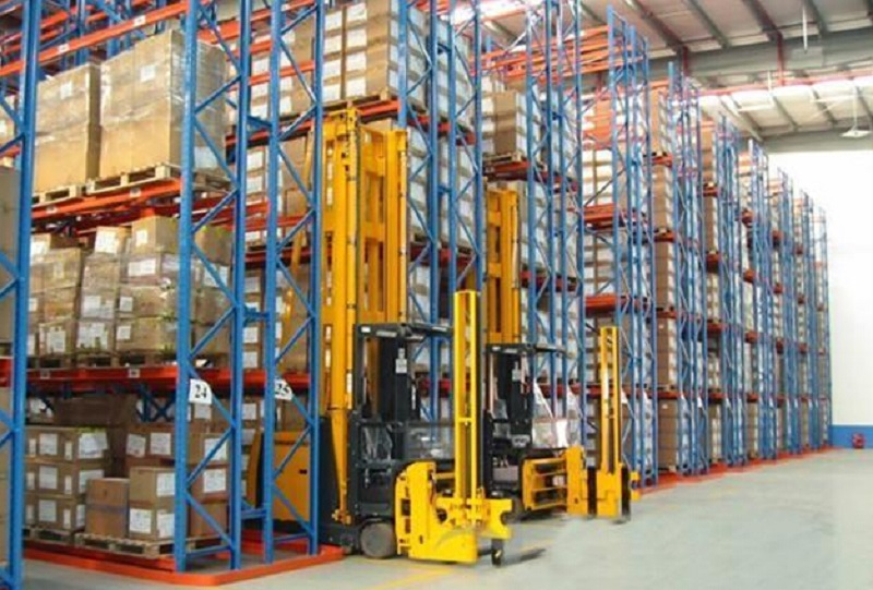 Very Narrow Warehouse Racking