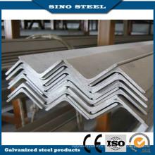 Q235 Класса углерода горячего проката стальной угол для строительства