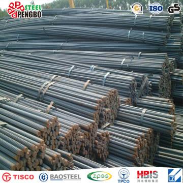 Reinforcing or Hot Rolled/BS4449 Gr460 Steel Bars