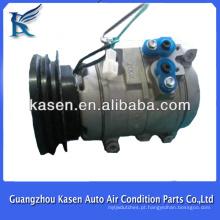 Compressor de ar condicionado 10S17C para CAT 320C