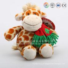 Novidade de alta qualidade recheado peluches brinquedos de vaca com um menor preço