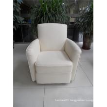 Living Room Sofa with Modern Genuine Leather Sofa Set (460)