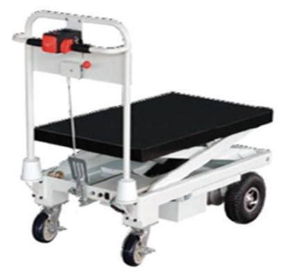 Electric Scissor Lift Table3
