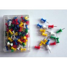 23mm en plastique Push Pins 100pcs Pack (1109)
