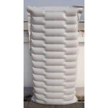 Médico PVC água colchão de ar cor cinza W03