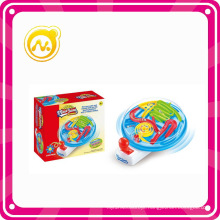 The Newest Intelligence Plastic Mini Maze Game Toy
