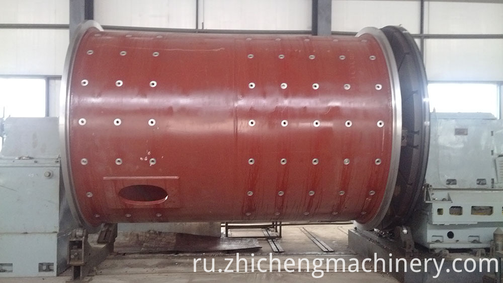 Ball Mill Barrel