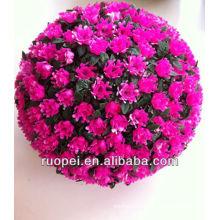 Yiwu Wholesale High Quality Decorative Beautiful Artificial Flower Balls