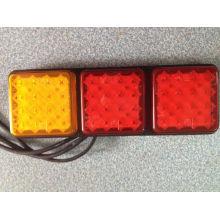 ECE & Adr Certificou a lâmpada de cauda do diodo emissor de luz para o caminhão eo reboque
