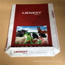 50 kg de saco de ração para animais