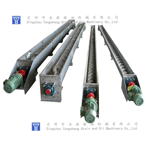 Screw Conveyor for corn oil plant