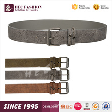 HEC Chinese Good Brand New Style PU Leather Ceinture Men Belts For Sale