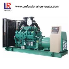 Gerador diesel 600kw com motor Cummins Kta38