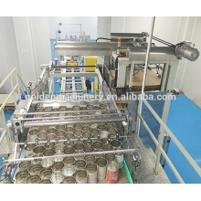 Automatic Palletizer Stacker crane for Empty Tin Can