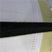 Cinturón corrugado con borde de kevlar