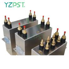 Dc link film capacitor 300uf condensador de inducción