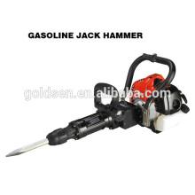 900w 32.7cc Handheld Petrol Jack Hammer Portable Gasolina Rock Drill Breaker