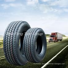 Neumático de camión Annaite 385 / 65r22.5 con el patrón de certificación DOT 397