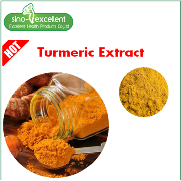 Curcumina all'estratto di curcuma 100% naturale